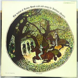 Anthony Quayle The Ballad Of Robin Hood