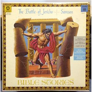 Leif Erickson - Bible Stories: Noah And The Ark / Story Of Joseph, Vol. I