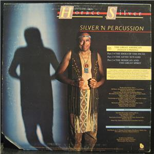 Horace Silver Silver N Voices