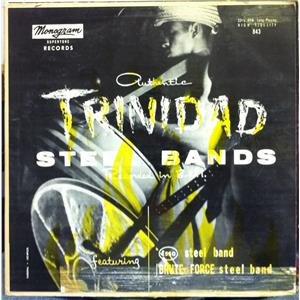 Esso Steel Band / Brute Force Steel Band, The - Music From Oil Drums