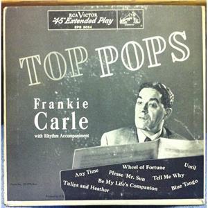 Frankie Carle - Top Pops Volume 2