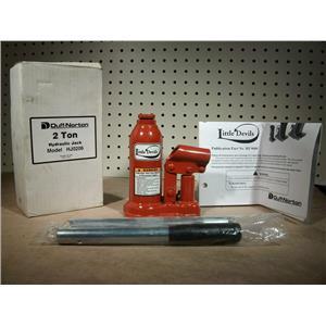 """Duff-Norton Little Devils 6"""" Hydraulic Bottle Jack, 2 Ton, Model HJ0206"""
