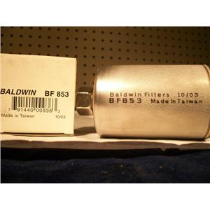Baldwin Fuel Filter BF853, qty. 2