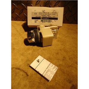 Square D Type KT1 Push To Test Pilot Light W/out Lens
