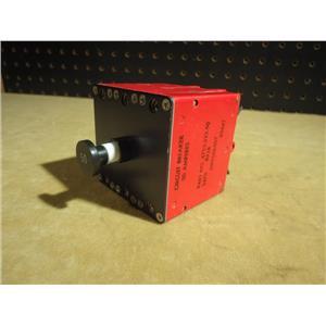 Klixon 6752-322-5Q / 50 Amp Circuit Breaker