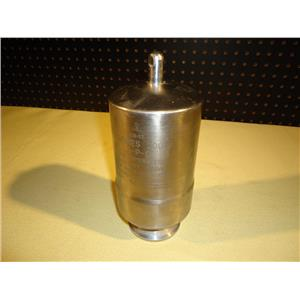 ALLOY 08-17, SERIES 300 AIR OPERATED SANITARY VALVE