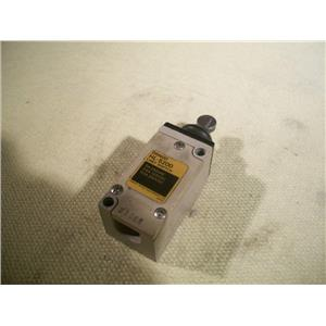 Omron HL-5200 Limit Switch w/ Rotary Head (FOR PARTS)