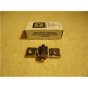 Square D B8.20 Overload Relay Thermal Unit