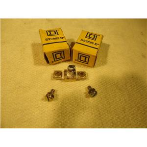 Square D A.54 Overload Relay Thermal Unit, Lot of 2