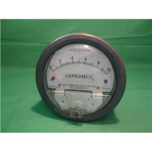 Dwyer 4010 Capsuhelic Pressure Gauge