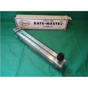 Dwyer RMC-145-SSV Rate-Master Flowmeter