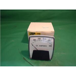 Yokogawa 254324ECSF8JAU DC Amperes Panel Meter