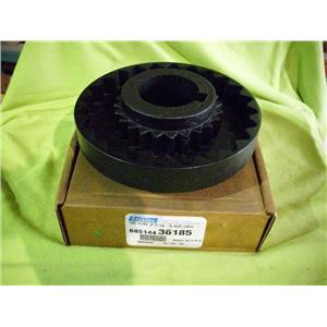 LOVEJOY 10S FLNG 2-7/16, 5/8 x 5/16 KW. 36185 Flanged Coupling