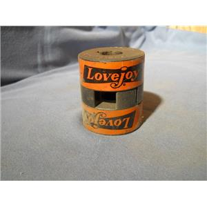 LOVEJOY INC L-075 625 SHAFT COUPLER BODY (LOT OF 2)