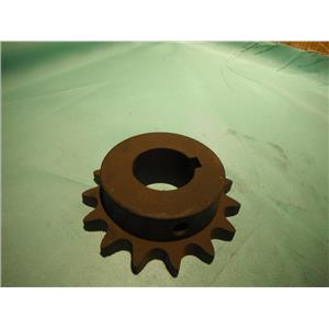 "MARTIN 60BS15H, 15 TOOTH 1-7/16"" KEYED SPROCKET"