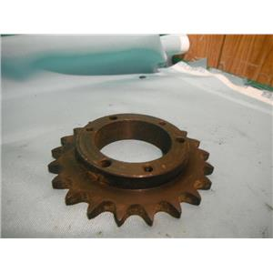 "MARTIN 50SDS22, 22 TOOTH , 2-1/8"" BORE SPROCKET"