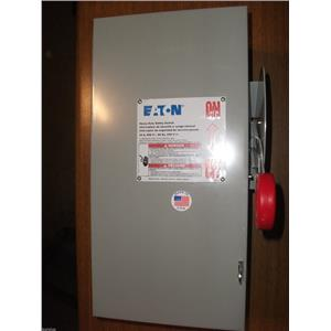 Eaton Heavy Duty Safety Switch DH361UGK 600V 30A