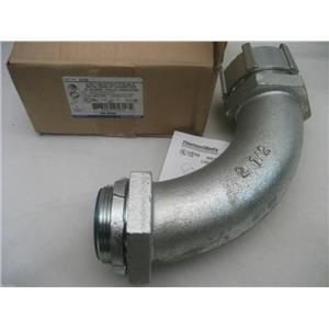 "Thomas Betts 5358 - 2 1/2"" Liquidtight Flexible Metal Conduit Connector 90 Ins"