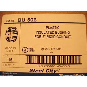 "Thomas and Betts BU506 Grounding Bushing For 2"" Rigid Conduit"