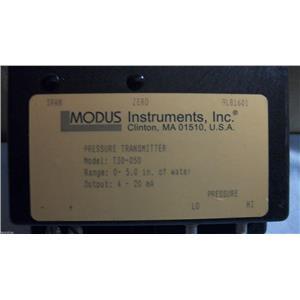 Modus Instruments T30 Pressure Transmitter