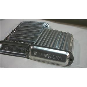 "Appleton 1"" Aluminum cover for form 85 unilet K100-A"