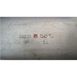 Red Dot Conduit Body