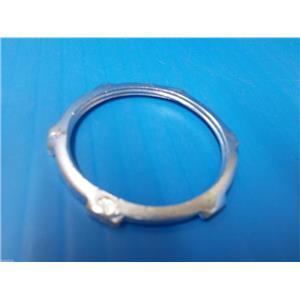 "Thomas & Betts Galvanized Steel Locknuts For 2"" Rigid Conduit, LN106,  Box Of 40"