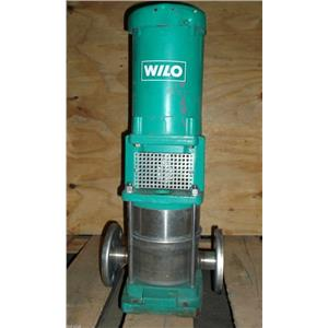 Wilo Vertical Multistage Centrifugal Pump MVI10-03-1/A3/ES/3-56 Article 2705405