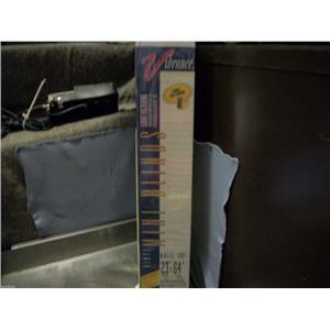 """(LOT OF 4)VIBRANCE Vinyl Mini Blind 23""""x 64"""""""