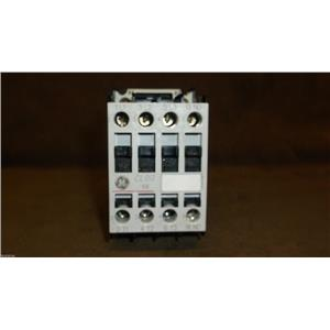GE 3-Pole, 25Amp Contactor w/ Part No. CL00A310T