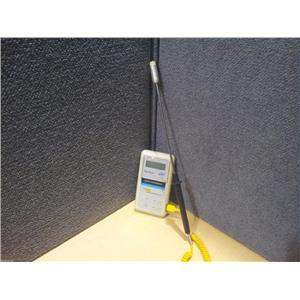 COLE PARMER digi-sense 8528-40 TYPE K . working with probe