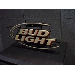 BUD LIGHT  NEON SIGN    *AS IS*