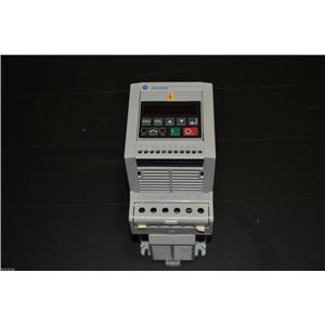 Allen-Bradley 160-BA03NSF1P1, Series C AC Drive, 380-480V, .75kW