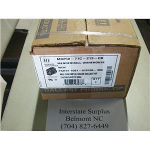 Howard Industries M0250-71C-213-CK #1091-910106-300