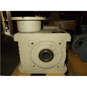 Zae Worm Gear Unit Part  Number  M 80 B