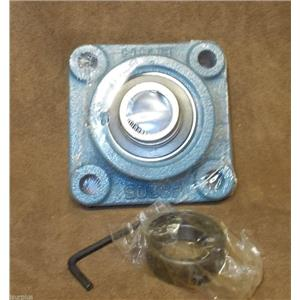 NKB Bearing Eccentric Locking Collar Insert w/Cast Iron Flange Part #HCFS 205-14