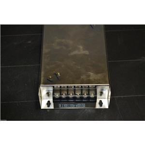 DELTA ELECTRONICS EMI input filter 11TDT1W4S 480 VAC 3PH 11A  50/60 HZ