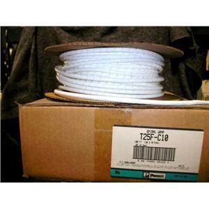 """Panduit Spiral Wrap T25F-C10 100Ft .25"""" (6.4mm)"""