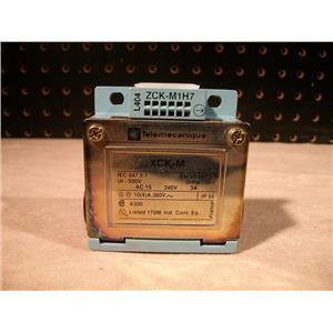 Telemecanique ZCK-M1H7 Limit Switch Body