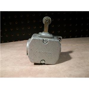 Robotron IP55 Limit Switch w/ Roller Head