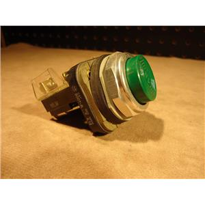 Allen-Bradley 800T-B Push Button, Green
