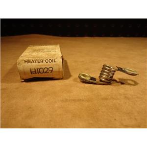 Cutler Hammer H1029 Heater Coil
