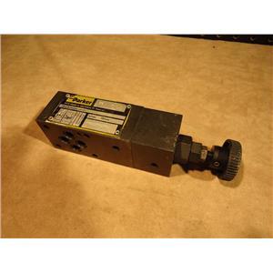 Parker PRM2PP07K40 Hydraulic Piece