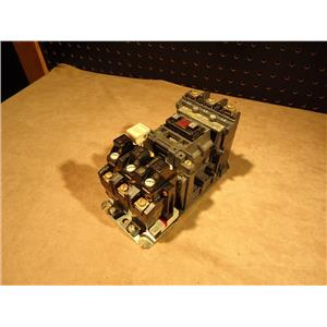 Allen-Bradley 509-BOD Size 1 Motor Starter