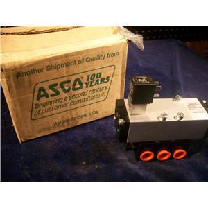 ASCO SC8442251, 5 PORT SOLENOID VALVE