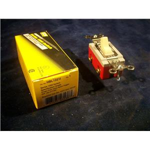 HUBBELL HBL1221I, SERIES 1200 SWITCH