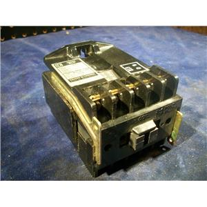 SQUARE D, CLASS:D TYPE: GO-40 CONTROL RELAY