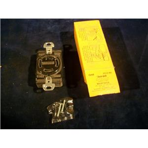 Hubbell 7410-BG Twist-Lock Receptacle