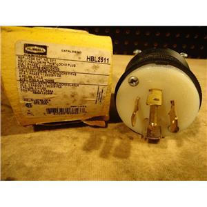 Hubbell HBL2511 Twist Lock Plug