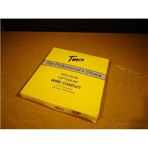 """Tweco 44-116-25 Mig-Gun """"Optimum"""" Wire Conduit"""